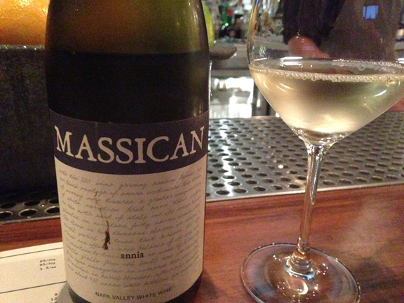 massican best california white wine