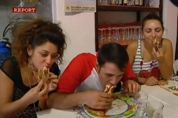 pizza report rai 3