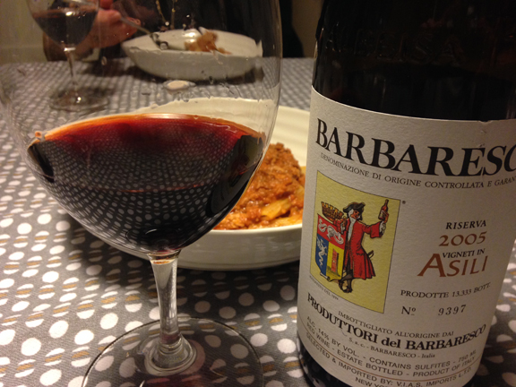 best barbaresco 2005 asili