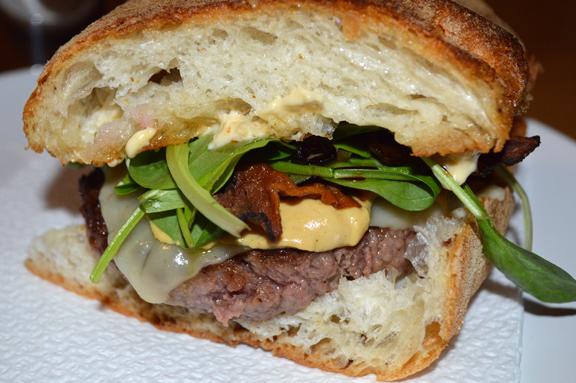 best hamburger brescia