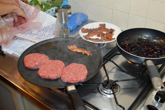 italian bacon