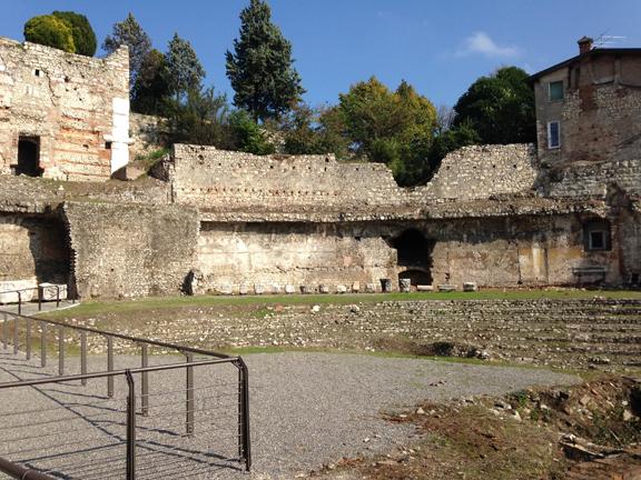 teatro romano theater brescia brixia