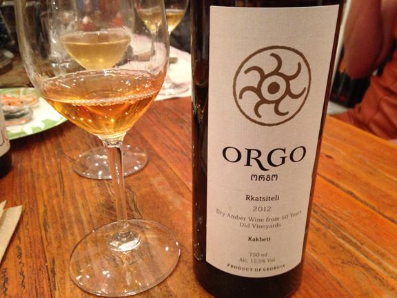 best georgian wine san francisco