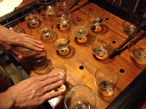 glass harp michael andrews composer musician