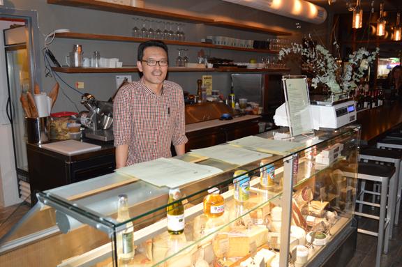 chung park pair cheese bar brooklyn