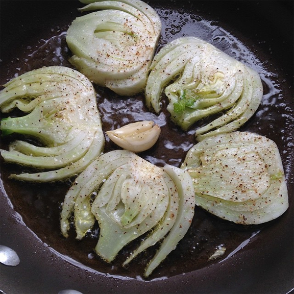 how do you cook fennel