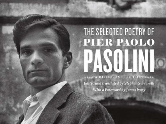 pasolini poems poetry