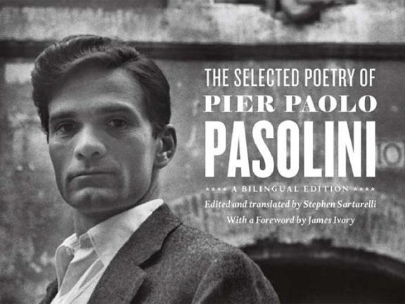 pasolini poems poetry
