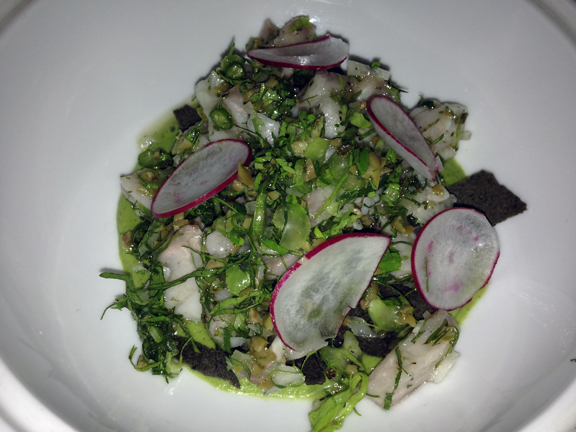 Fantastic seafood at De Mar a Mar in Mexico City | Do Bianchi