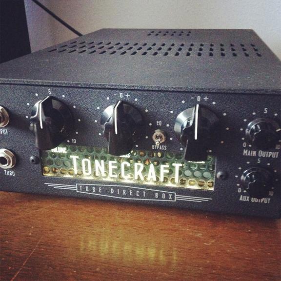 tonecraft bass pre