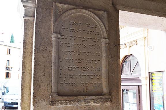 asolo grave stone