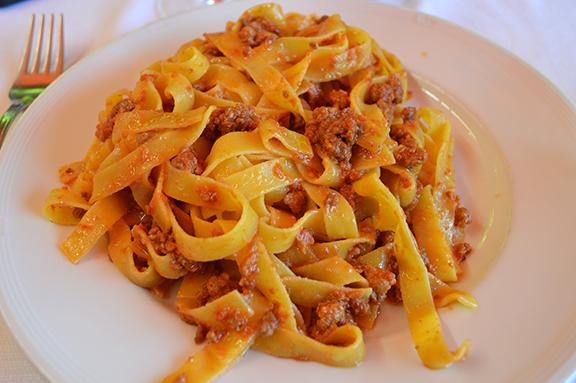 tagliatelle bolognese recipe emilia