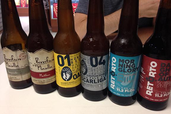 natural italian beer imports
