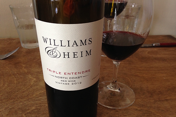 williams and heim wine