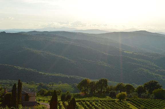 best hotel montalcino