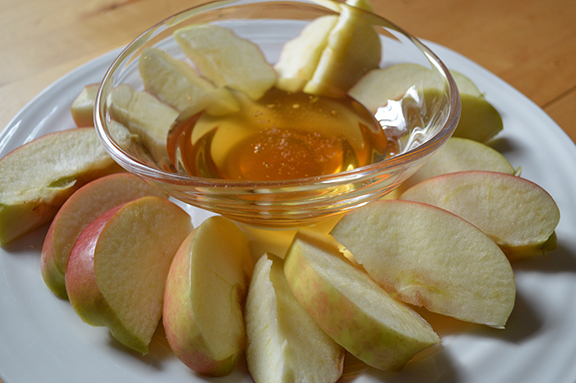 apples honey rosh hashanah jewish new year