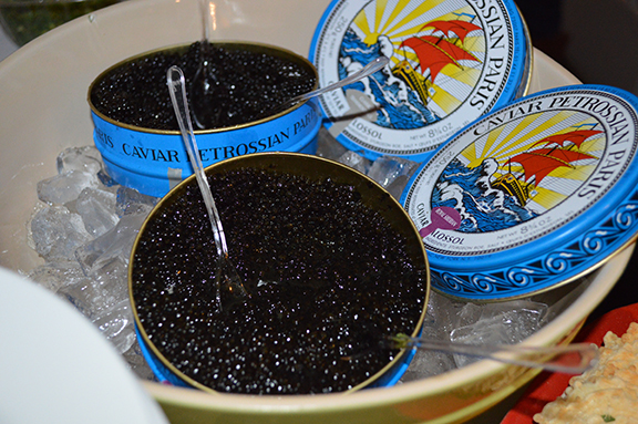 best caviar new york