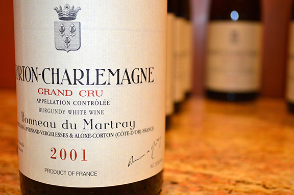 best wine burgundy