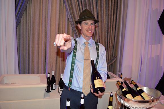 whitney seng houston wine sommelier