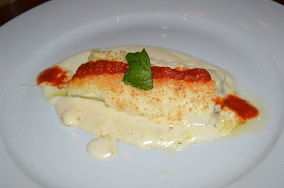 cannelloni sausage recipe best brooklyn