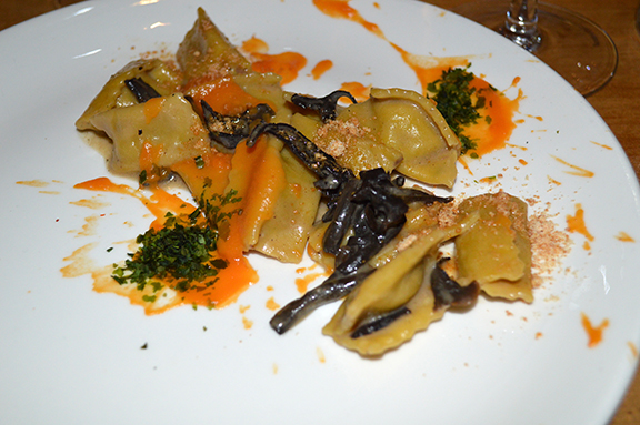 agnolotti recipe