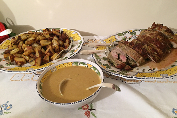 italian veal roast recipe