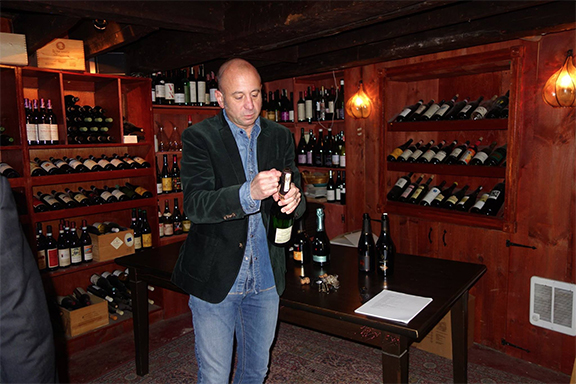 jeremy parzen wine blog