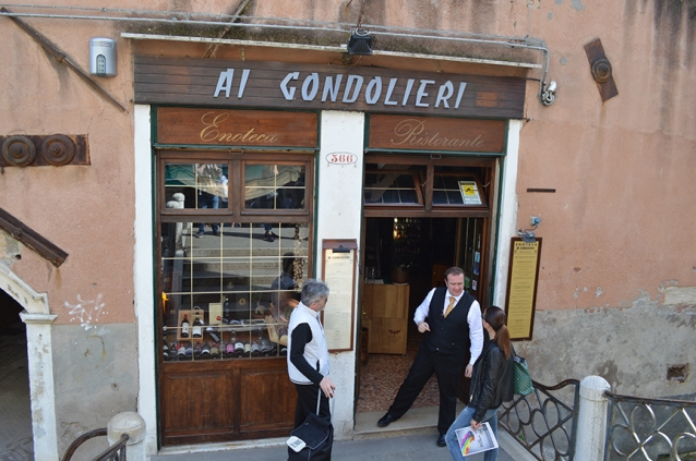 best seafood restaurant venice italy