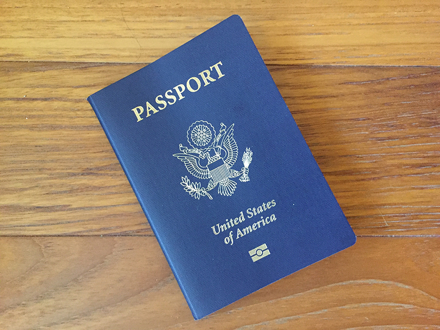 Where Is U S A Passport Required For Travel