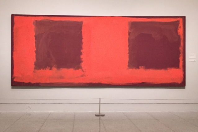rothko houston