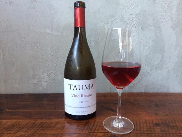 tauma best rosato wine italy