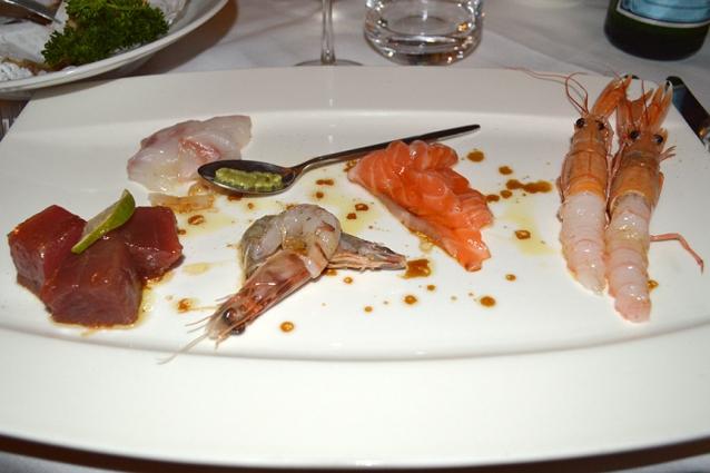 zago best seafood restaurant friuli