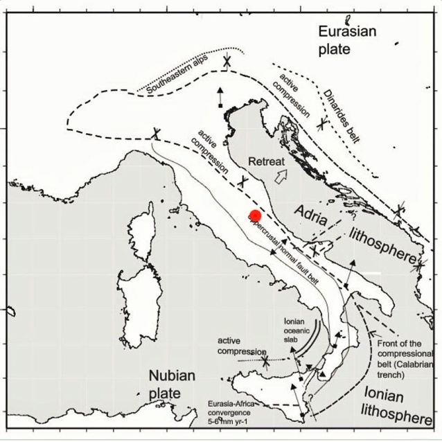 why-are-there-earthquakes-in-central-italy