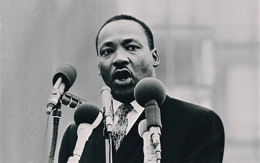 Happy Martin Luther King Jr Day Turn Not A Blind Eye To Racism In