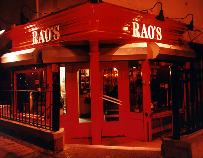 How i got a table at rao s… do bianchi