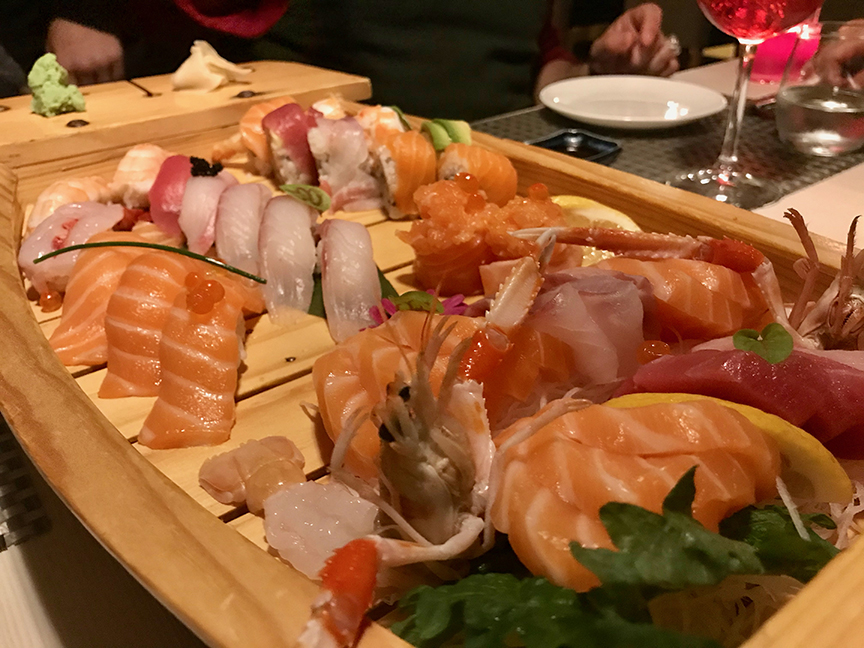 Japanese cuisine is one of Italy\u0027s new culinary trends. It seems that every  urban landscape is dotted with \u201csushi\u201d joints these days, each with menus  not