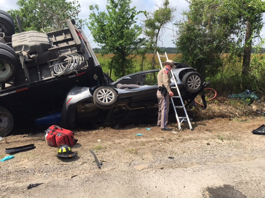 A miracle saved our Emilee from a terrible car crash  G-d